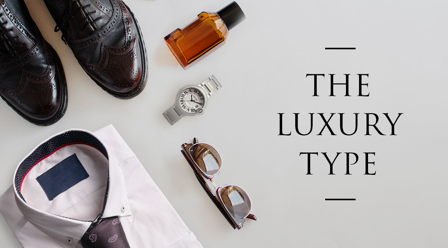 THE LUXURY TYPE OF WATCH