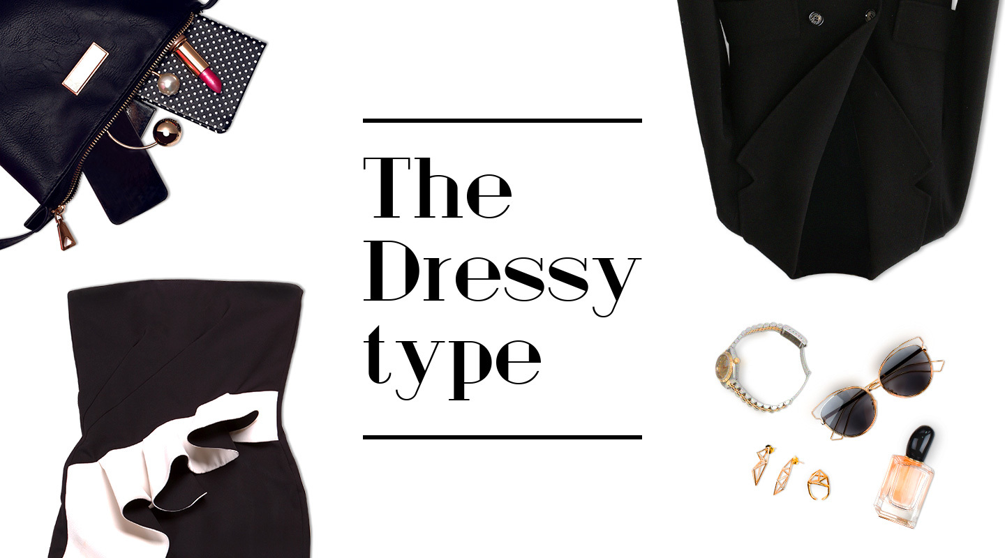 THE DRESSY TYPE OF WATCH