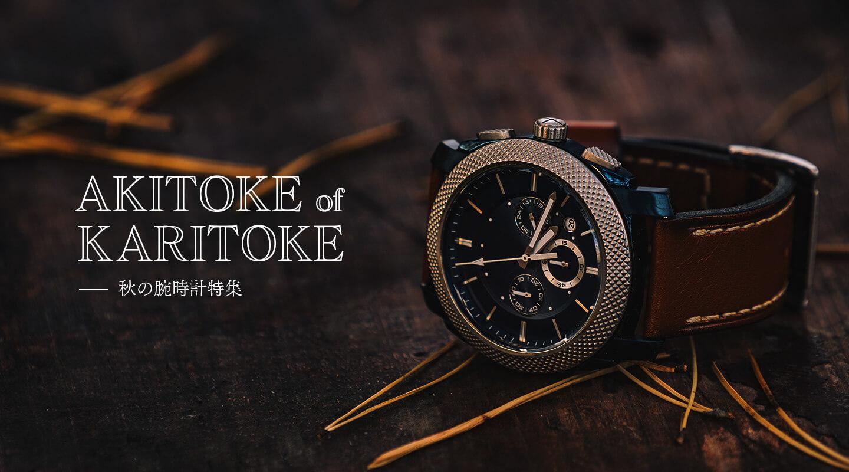 AKITOKE of KARITOKE