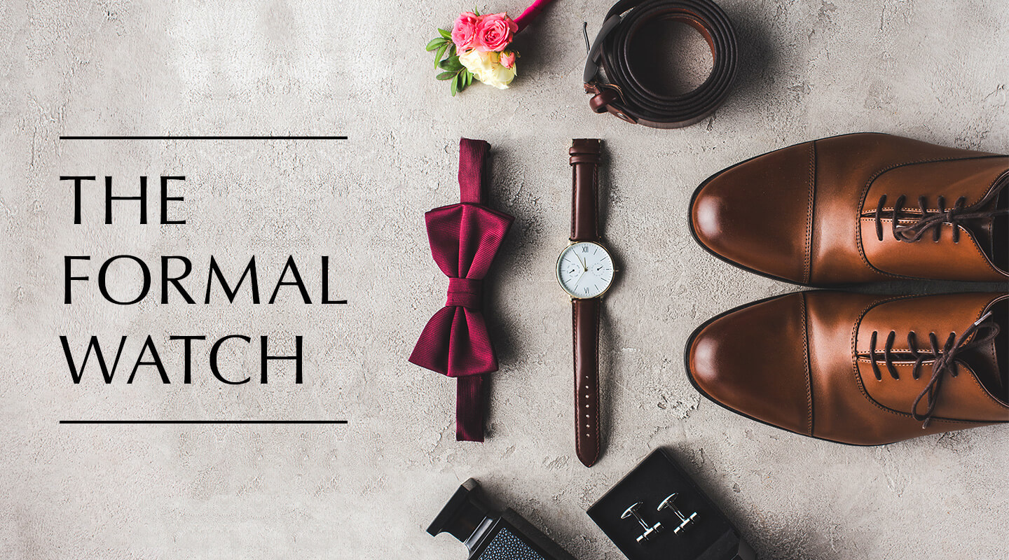 THE FORMAL WATCH