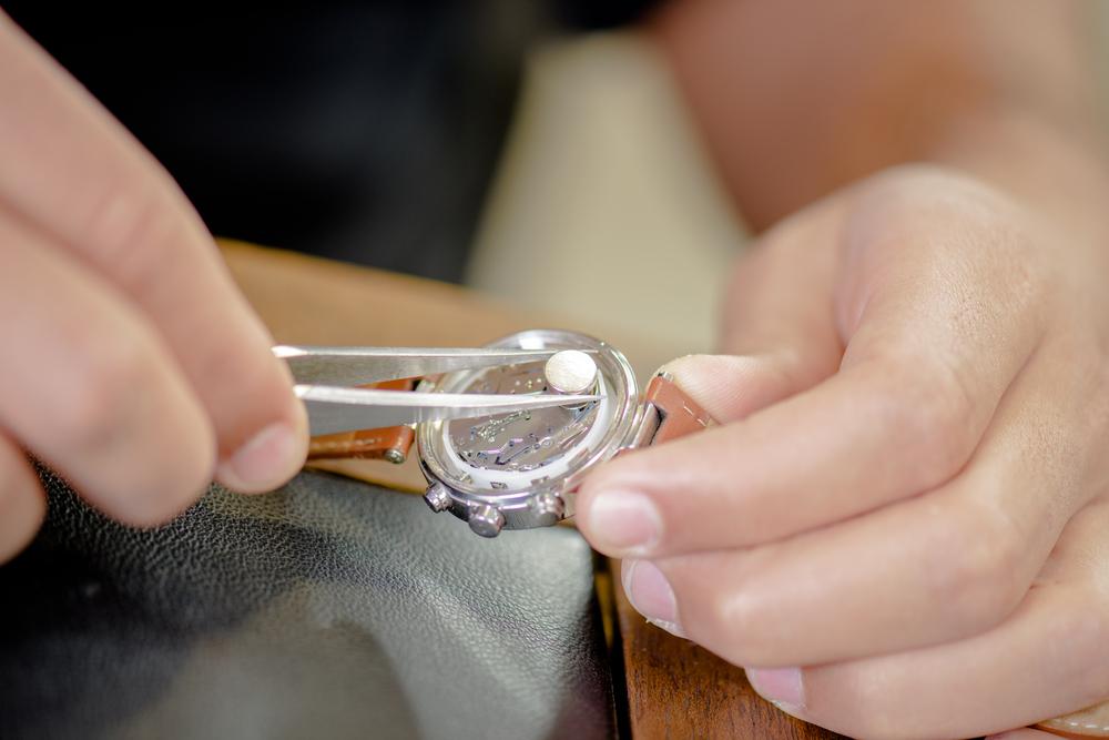 交換 時計 ベルト